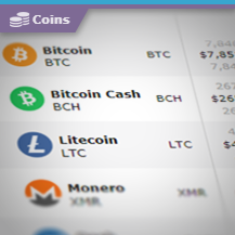 View Coins Product